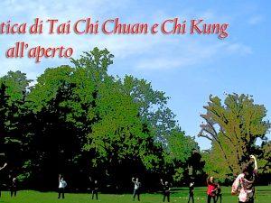 Tai Chi e Chi Kung all'aperto